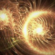Cosmic Floating Screenshot Deep relaxation meditation video
